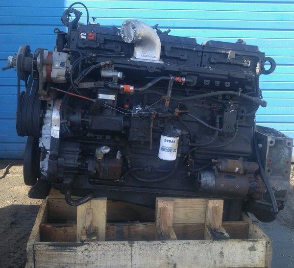 Used Cummins N14 Mechanical Engine Quality Used Heavy