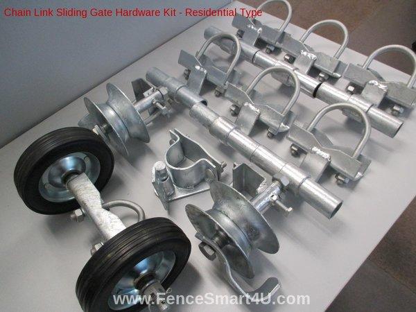 Rolling Gate Hardware Kit Sliding Gate Hardware Kit
