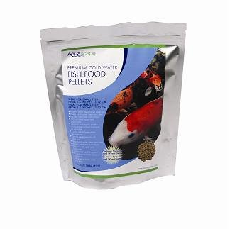 Premium Cold Water Fish Food Pellets 500 G Aquascape