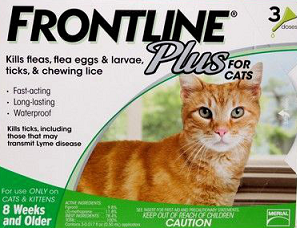 Frontline Plus For Cats 8 Weeks Petvetsupplies Co Nz