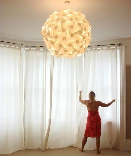 elektra designer lampshade bright breezy