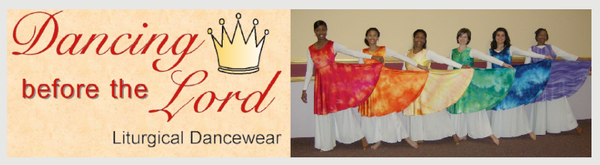 Dancing Before The Lord Liturgical Dancewear
