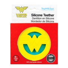DC Comics Wonder Woman Silicone Teether