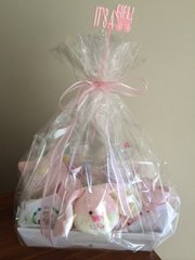 New Baby Gift Hamper - Choose Design & Colour