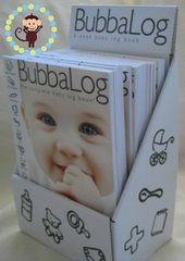 BubbaLog Baby Journal - FREE POST