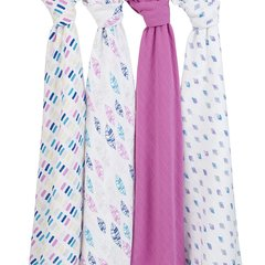 Aden + Anais Classic Swaddles - Wink (4 Pack)