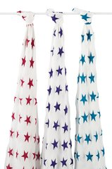 Aden + Anais Bamboo Swaddles - Bejewelled Celebration (3 Pack)