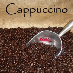 Cappuccino Fresh Roasted Gourmet Flavored Coffee