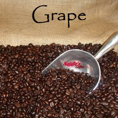 Grape Fresh Roasted Gourmet Flavored Coffee