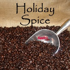 Holiday Spice Fresh Roasted Gourmet Flavored Coffee