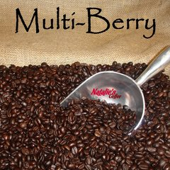 Multi-berry Fresh Roasted Gourmet Flavored Coffee