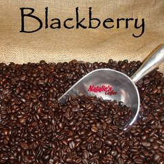Blackberry Fresh Roasted Gourmet Flavored Coffee