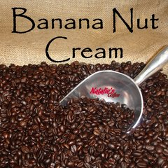 Banana Nut Cream Fresh Roasted Gourmet Flavored Coffee