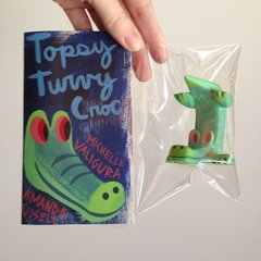 topsy turvy croc- sold out