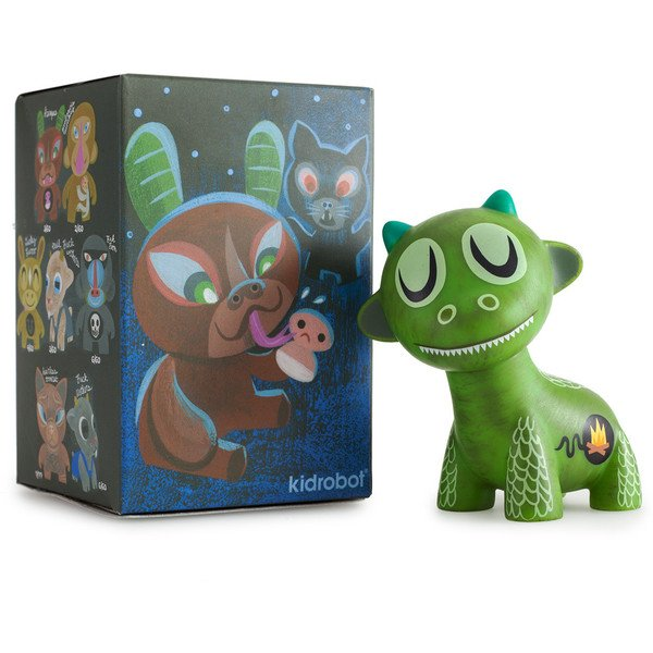 Ferals individual blind box figures