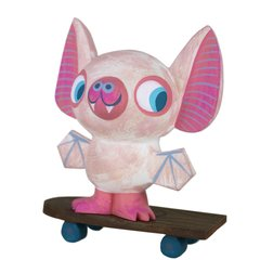 albino bat n board-sold out