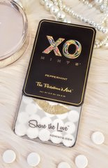 Designer XO Mints Peppermint The Flirtatious Mint Candy Tins