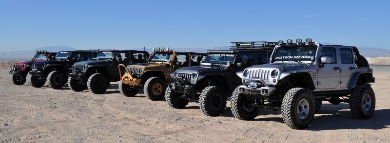 Doetsch Off Road Custom Jeep Parts Amp Accessories