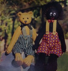 Golly and Bear (Omi's Bears)
