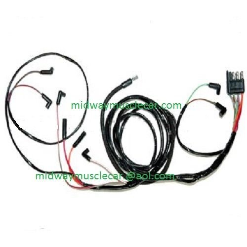 1964 ford falcon wiring harness 63 ford falcon v8 engine gauge feed wiring harness 1963 ... 1963 ford falcon wiring harness #3