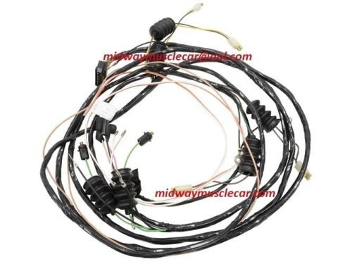 67 corvette rear body tail light wiring harness 1967 chevy vet 427 327 midway muscle car 85 Corvette Wiring Harness 1978 Corvette Wiring Harness