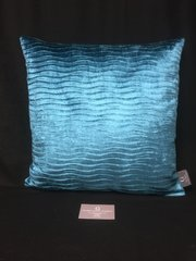 Beautiful wave marine scatter cushion