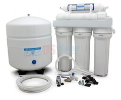 Absolute Water Filtration - 1 Custom built 5 stage RO System