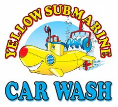Yellow Submarine Car Wash -$45 Supreme Car Wash card