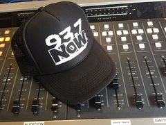 93.7 NOW FM Trucker Hat