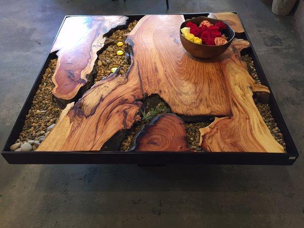 Maka Coffee Tables Sequoia Santa Fe
