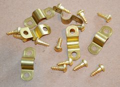 230 Tubing Clips, set of 6