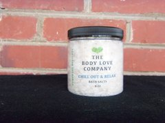 CHILL OUT & RELAX BATH SALTS 8oz