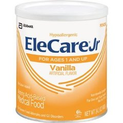 EleCare Jr Vanilla - 1 Case/Pack of 6 Cans