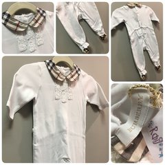 Burberry Baby Fun Bodysuit Size:6M