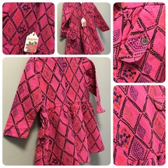 Siaomimi Pink Fever Dress Size:18M