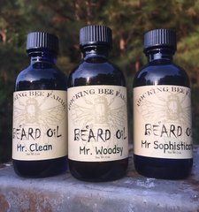 Beard Oil-Take Our Questionnaire & Pick Your Scent!