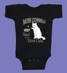 "Baby's ""More Cowbell"" Onesie!"