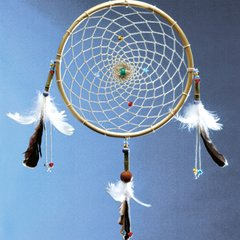 Dream Catcher with 18 Outer Stitches - Craft Set