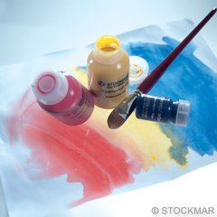 Stockmar Watercolour Paint 20 ml/0.68 fl.oz. - Colour Circle Colours