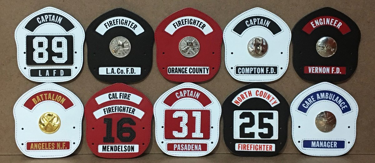 Fire Department Light Bar
