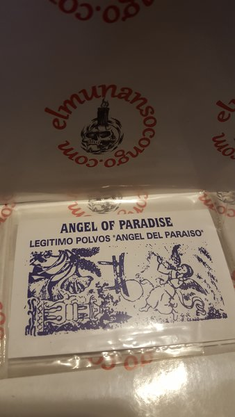 Angel  Del Paraiso - Angel Of Paradise