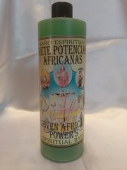 Siete Potencias Africanas - Seven African Powers