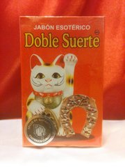Doble Suerte Rapida Jabon - Double Fast Luck