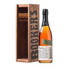 Bookers Oven Buster Batch Bourbon Whiskey