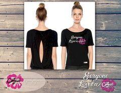 Everyone Loves a Caligirl Open Back Tee