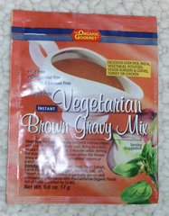 Vegan Brown Gravy Mix