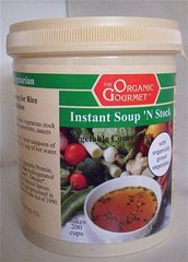Instant Vegetable Soup 'N Stock Lg. 1 kg