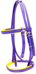 Bridle - Polo Double Bridle - Thouroughbred Racing