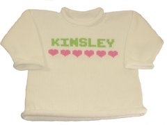 Personalized for Baby Girls