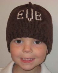 Custom Baby Beanie with Name or Monogram